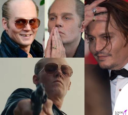 Johnny Depp Venezia Black Mass