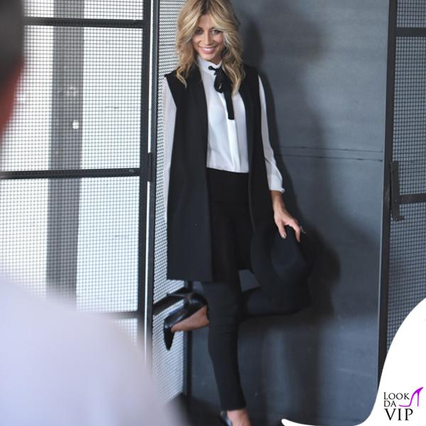 premium selection bad61 4c131 Maddalena Corvaglia testimonial Talco backstage 3 - Look da Vip