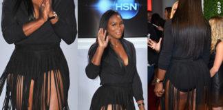 Serena Williams NYFW sfilata Serena Williams Signature Statement