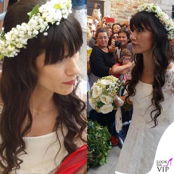 matrimonio Andrea Rigonat Elisa Toffoli abito Alberto Ferretti 11