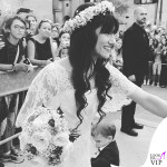 matrimonio Andrea Rigonat Elisa Toffoli abito Alberto Ferretti 3