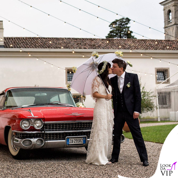 matrimonio Andrea Rigonat Elisa Toffoli abito Alberto Ferretti 6