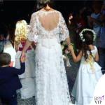 matrimonio Andrea Rigonat Elisa Toffoli abito Alberto Ferretti 8