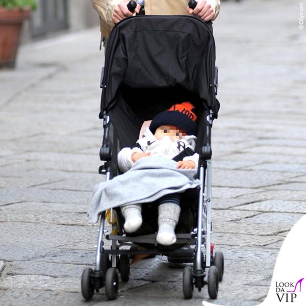 Francesco e Giovanna Mandelli passeggino Maclaren Globetrotter 3