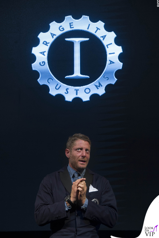 Garage Italia Customs Lapo Elkann 9