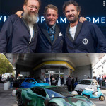Garage Italia Customs Michele De Lucchi Lapo Elkann Carlo Cracco