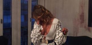 Guendalina Canessa abito Davide Monaco