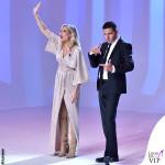 Ilary Blasi Le Iene abito Federica Pittaluga stivali Le Silla 3