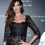 Intimissimi On Ice Carol Alt total Dolce & Gabbana