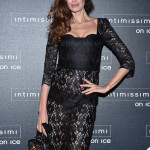 Intimissimi On Ice Carol Alt total Dolce & Gabbana 2