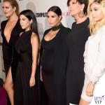 Khloe Kourtney Kim Kardashian Kris Kylie Jenner party Cosmopolitan