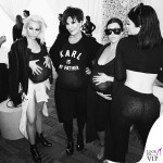Kim Kardashian Pregnant Birthday party