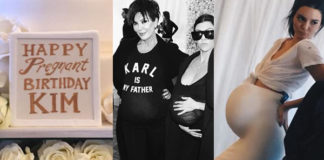 Kim Kardashian Pregnant birthday e Baby shower