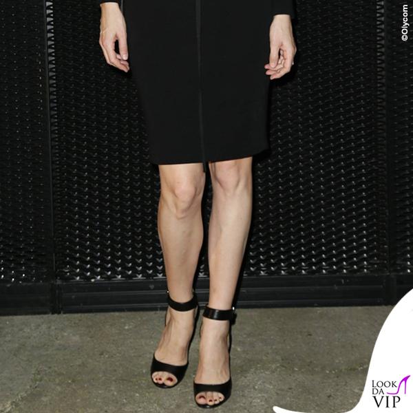 MFW Givenchy Eva Herzigova 2