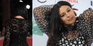 Monica Bellucci Festa del Cinema di Roma abiti Dolce & Gabbana