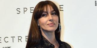 Monica Bellucci abiti Alaia gioielli de Grisogono