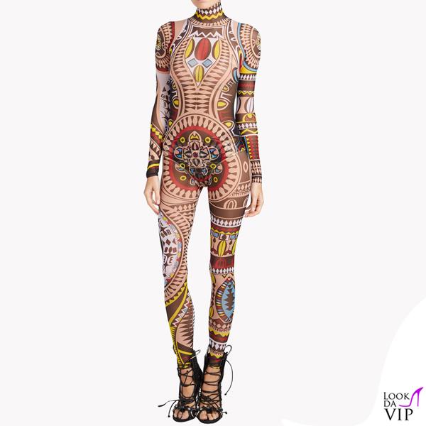 body e leggings Dsquared2
