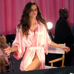 Victoria's Secrets Fashion Show backstage 2