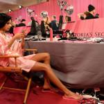 Victoria's Secrets Fashion Show backstage 3