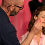 Victoria's Secrets Fashion Show backstage Flavia Lucini 2