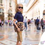 Barbie Milano borsa Dolce Gabbana