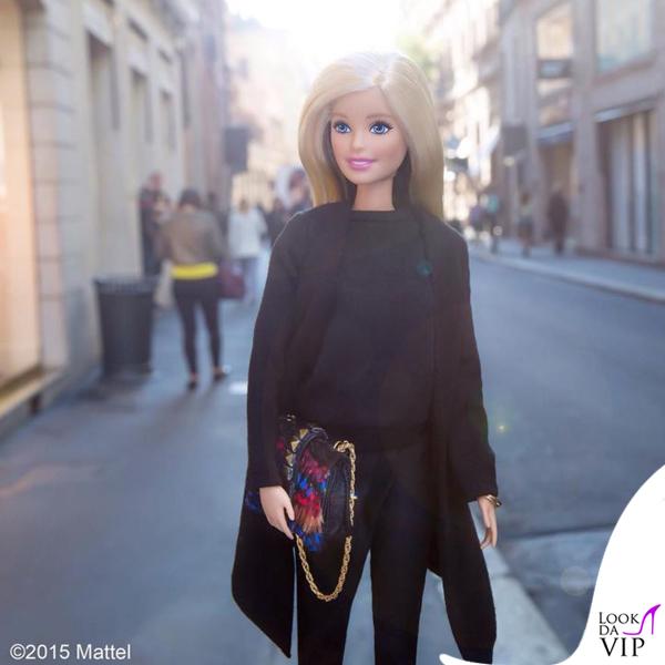 Barbie Milano borsa Fendi