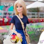 Barbie Milano borsa Marc Jacobs