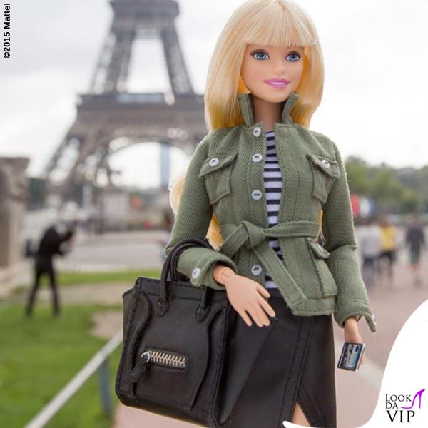 Barbie Parigi borsa Celine