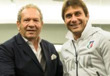 Ermanno Scervino luxury partner Nazionale Italiana Calcio Antonio Conte