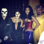 Jennifer Lopez Halloween abito Michael Costello 8
