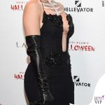 Jennifer Lopez Halloween abito Michael Costello