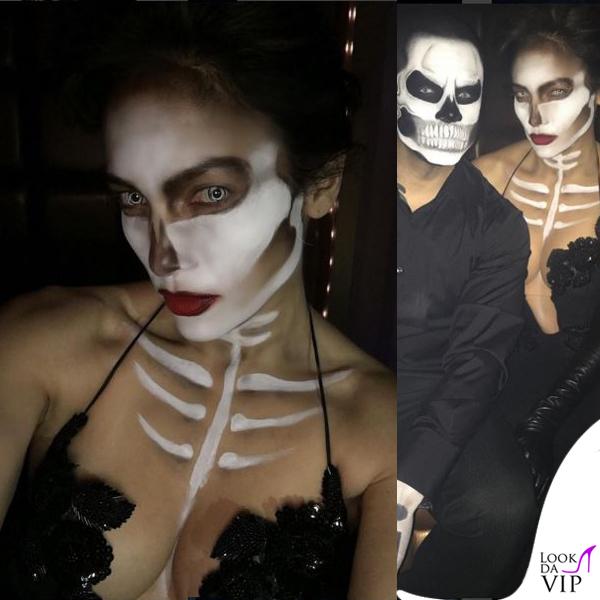 Jennifer Lopez Halloween abito Michael Costello 6
