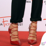 Kasia Smutniak Roma Fiction Fest Prada scarpe 3