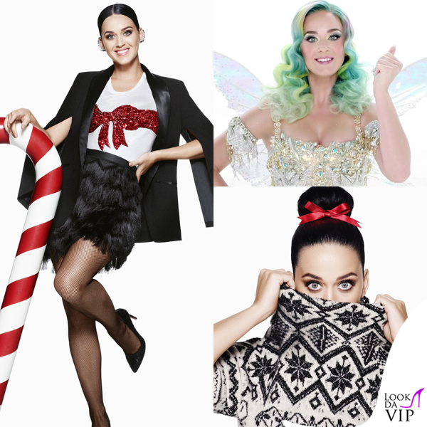 Katy Perry H&M Holiday 2015