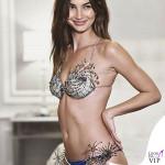 Lily Aldridge Victoria's Secret Fantasy Bra 3