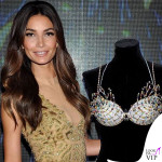 Lily Aldridge Victoria's Secret Fantasy Bra abito Zuhair Murad 2