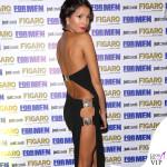 Mariana Rodriguez presentazione calendario ForMen abito Versace 2