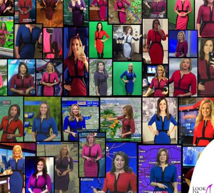 Meteorologhe Usa vestito Homeyee