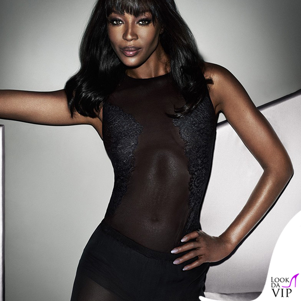 Naomi Campbell testimonial Yamamay 10