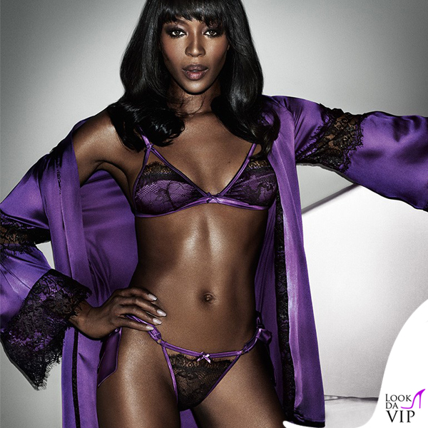 Naomi Campbell testimonial Yamamay 2
