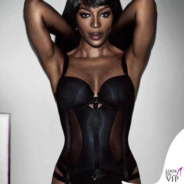 Naomi Campbell testimonial Yamamay 6