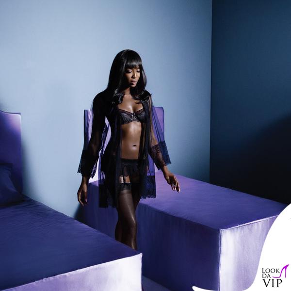 Naomi Campbell testimonial Yamamay 8