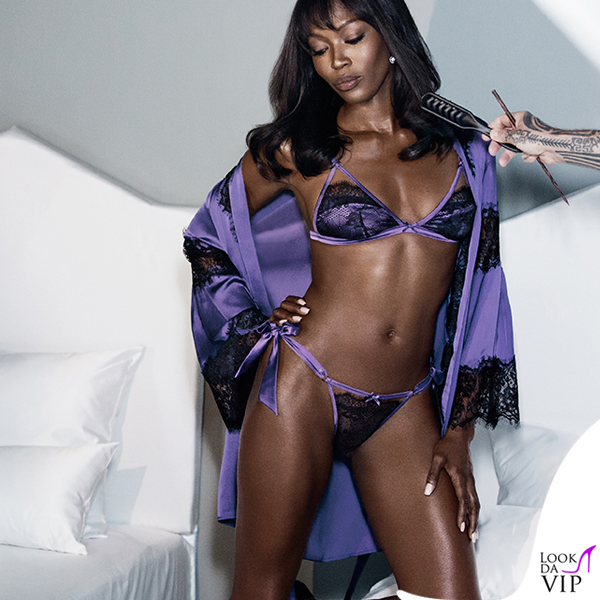 Naomi Campbell testimonial Yamamay