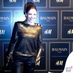 Sarah Felberbaum total Balmain per H&M