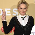Sharon Stone ha (finalmente) 60 anni