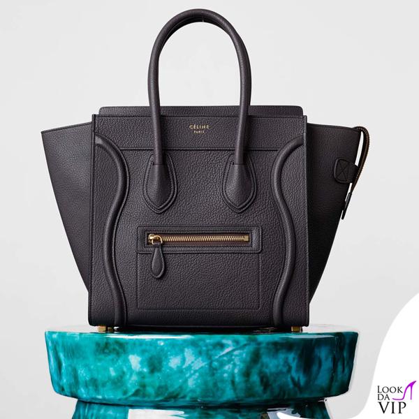 borsa Celine Luggage