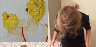 Alessia Marcuzzi La Pinella a colori Mia Facchinetti maglione gonna Adele Virgi
