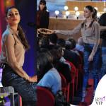 Belen Rodriguez raccoglie le offerte in tv
