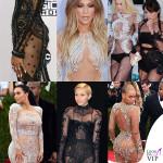 Kim, JLo e le altre: 2015 svestito per le star