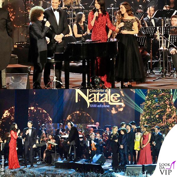 Concerto di Natale Canale 5 2